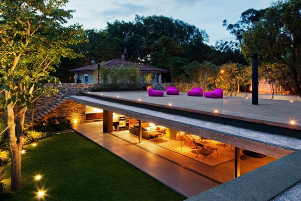 featured posts image for Brazilian modernism: V4 House by Studio MK27