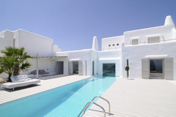 featured posts image for Breathtaking summer house in Paros Cyclades Greece