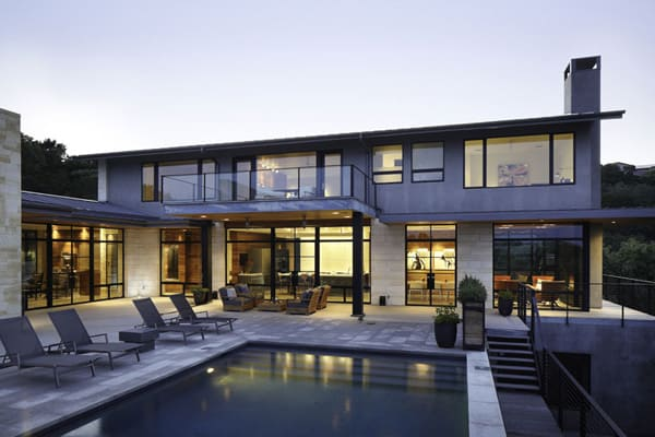featured posts image for Beautiful Hill Country Residence in Austin