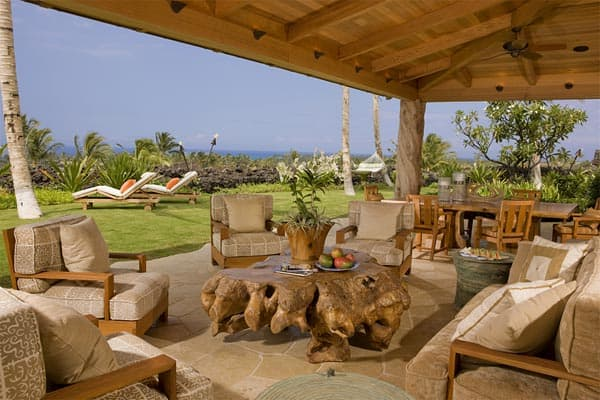 featured posts image for Tropical getaway overlooks breathtaking Kona Coast