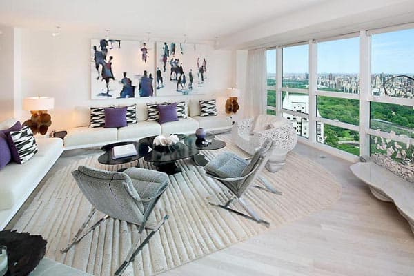 featured posts image for Ultra-modern home in the Metropolitan Tower
