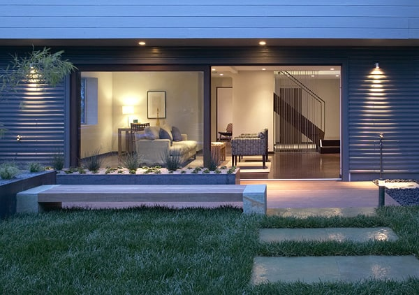 featured posts image for Sleek Open Box House by Feldman Architecture