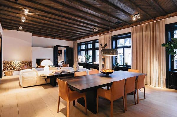 featured posts image for Modern and restful oasis in the heart of Stockholm