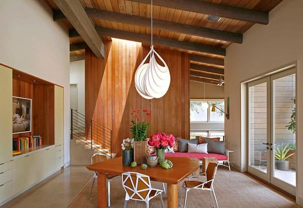 featured posts image for Mid-century modern getaway in Portola Valley