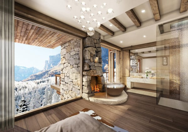 featured posts image for 51 Degrees luxury thermal retreat in Switzerland