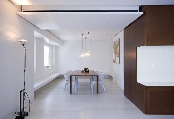 featured posts image for Modern apartment renovation in Rome: Casa-O