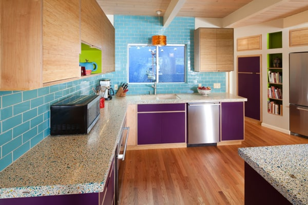 Colorful Kitchen-12-1 Kindesign