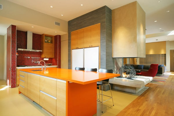 Colorful Kitchen-16-1 Kindesign