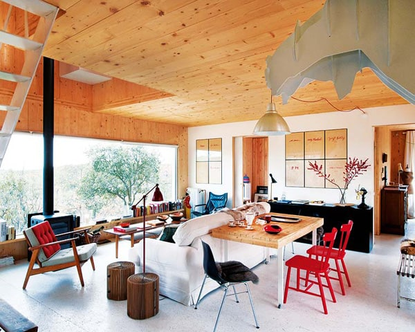 featured posts image for Sustainable and ecological country house in Segovia