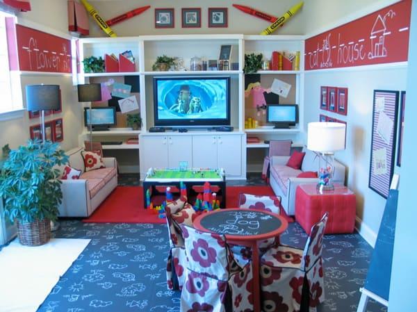 Kids Playroom-07-1 Kindesign
