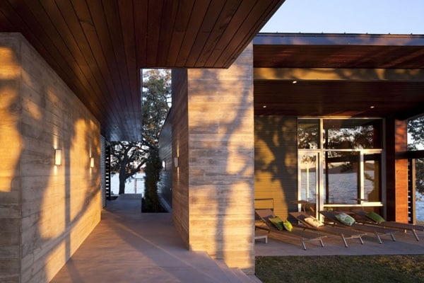 Stunning Lake Lbj Retreat By Dick Clark Architecture