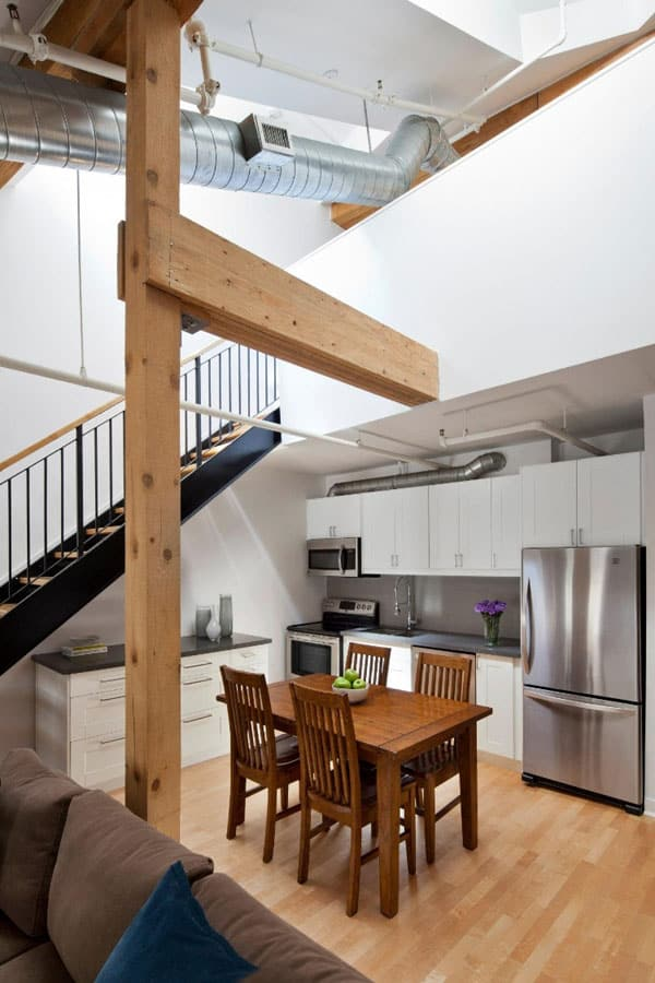 featured posts image for Historic warehouse loft conversion on Market