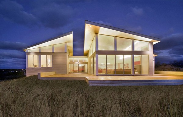 featured posts image for Eco-modern beach house on Cape Cod