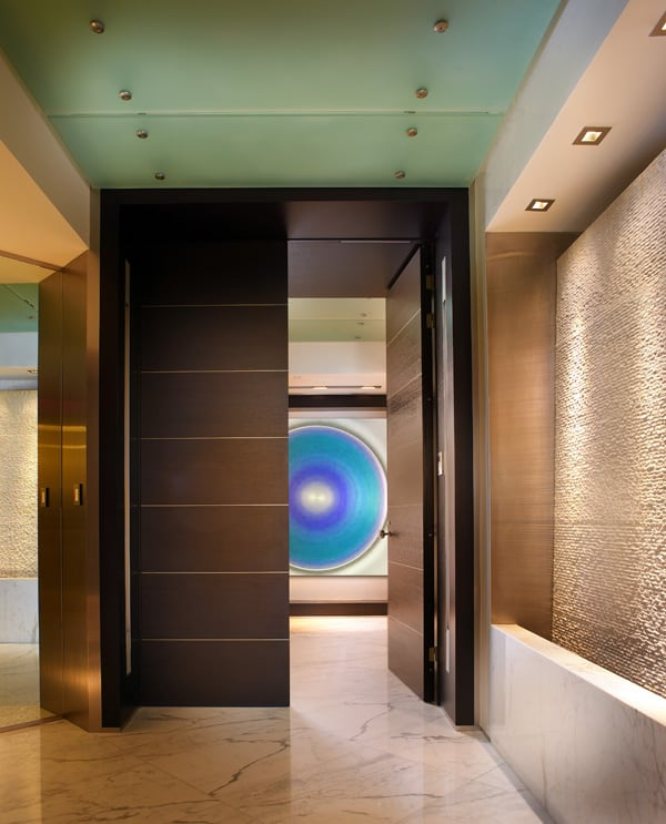 featured posts image for Modern Palazzo del Mare Residence on Fisher Island