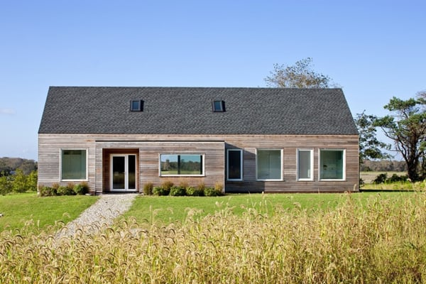 featured posts image for Passive House Retreat off the New England coast