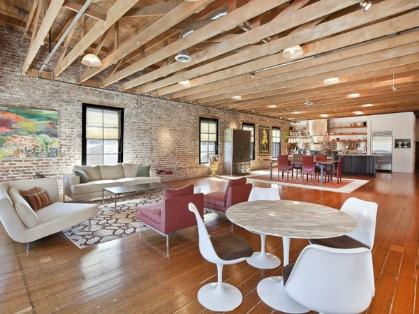 featured posts image for Stunning penthouse loft in the heart of SOMA