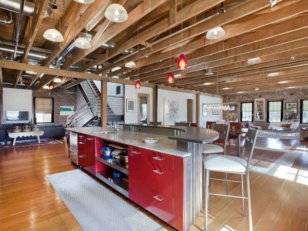 SF Penthouse Loft-06-1 Kindesign