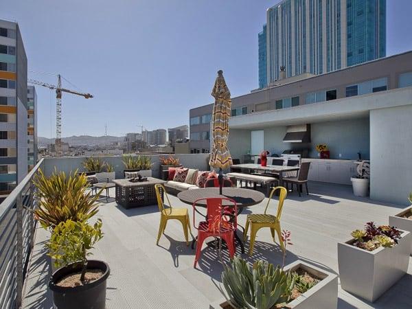 SF Penthouse Loft-17-1 Kindesign