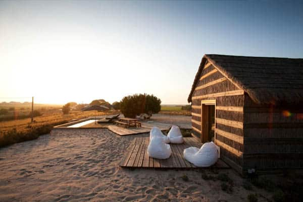 featured posts image for Weekend cabin retreat: Casas Na Areia in Portugal