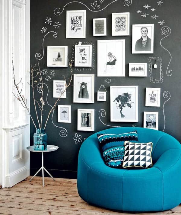 featured posts image for 45 Chalkboard wall ideas for different spaces