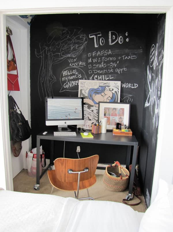 Chalkboard Walls 41 1 Kindesign