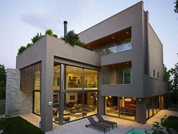 featured posts image for Contemporary open plan family residence in Kifisia