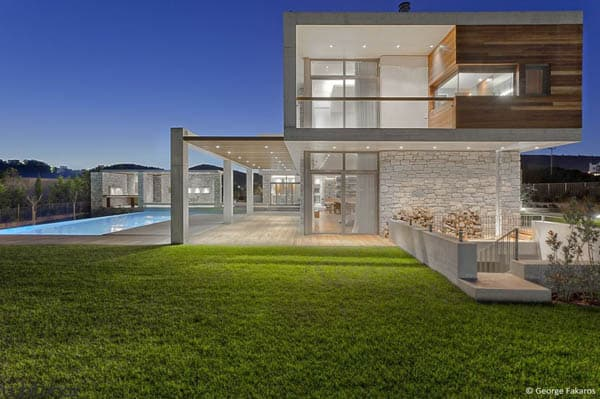 featured posts image for Stone House in Anavissos by Whitebox Architects