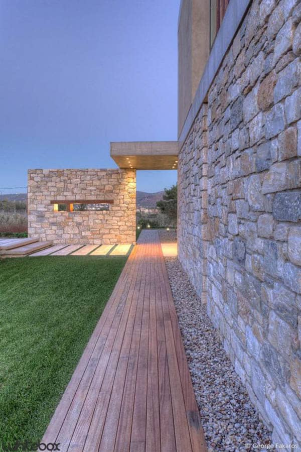 Stone House in Anavissos-06-1 Kindesign