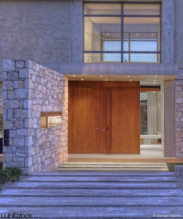 Stone House in Anavissos-07-1 Kindesign
