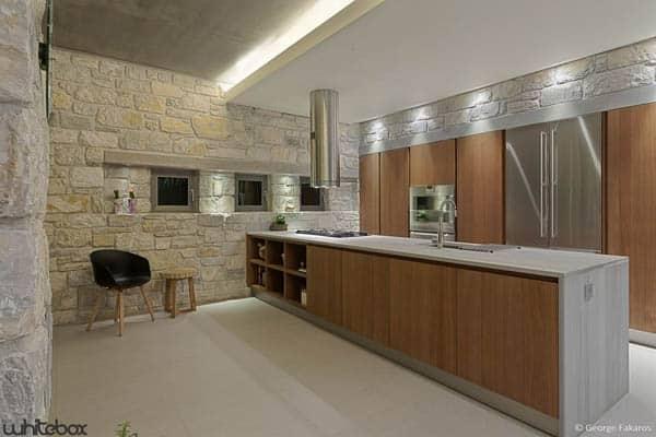Stone House in Anavissos-22-1 Kindesign