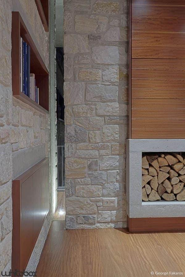 Stone House in Anavissos-26-1 Kindesign