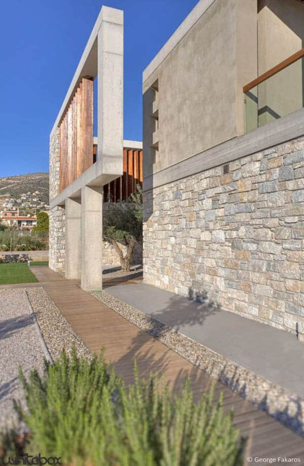 Stone House in Anavissos-33-1 Kindesign