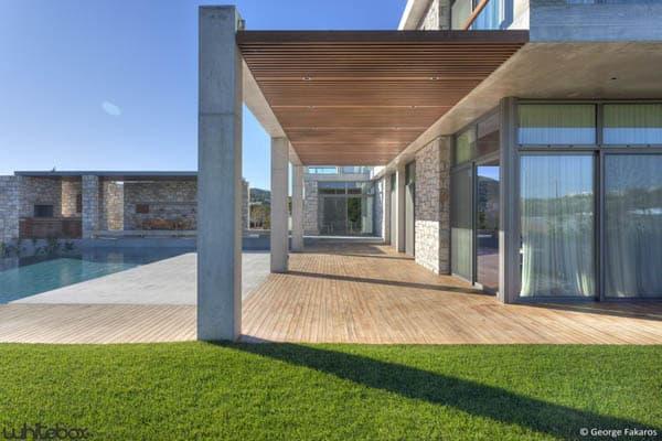Stone House in Anavissos-34-1 Kindesign