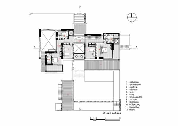 Stone House in Anavissos-43-1 Kindesign
