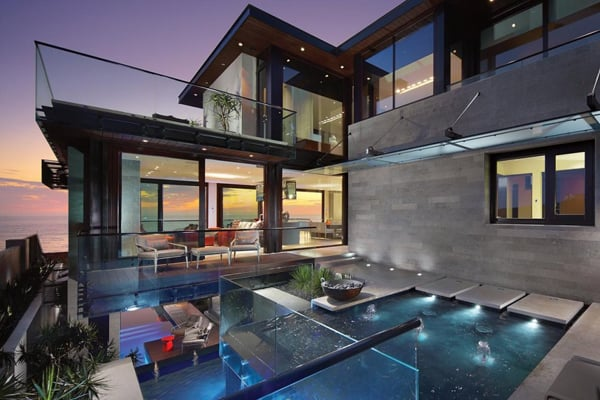 featured posts image for The Strand modern beach house in Dana Point