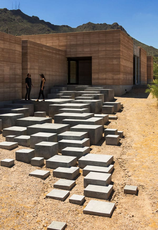Tucson Mountain Retreat In The Sonoran Desert