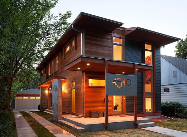 featured posts image for Eco-friendly home in Minneapolis: Urban Green