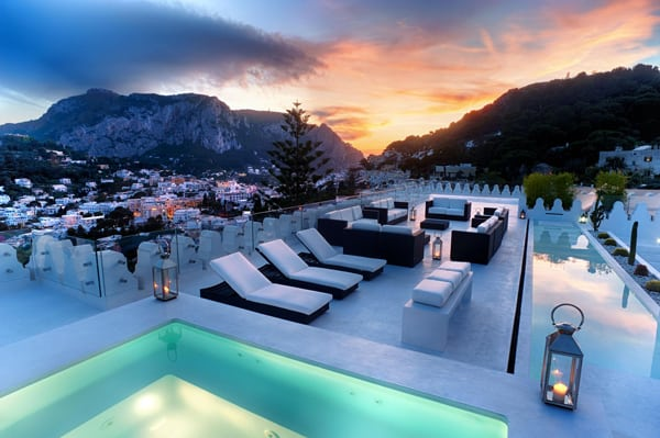featured posts image for Stunning Mediterranean villa on the island of Capri