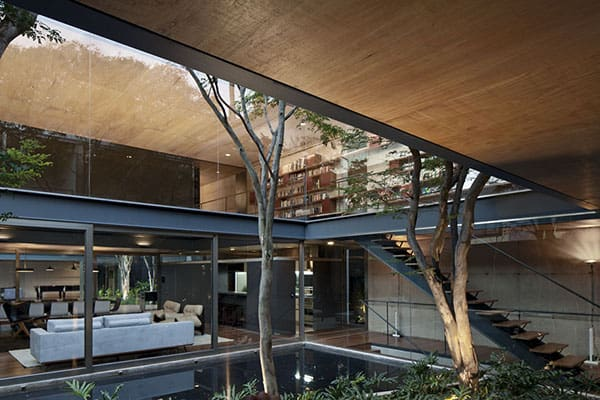 Bacopari House by UNA Arquitetos-15-1 Kindesign