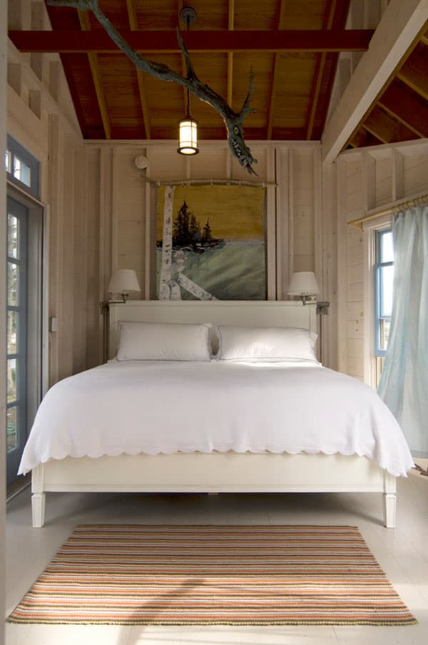 Barn Bedroom Design Ideas-12-1 Kindesign