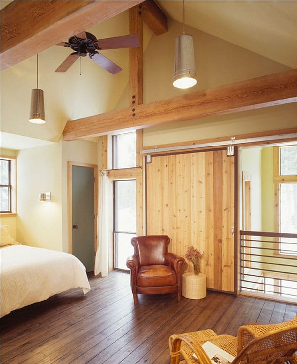 Barn Bedroom Design Ideas-15-1 Kindesign