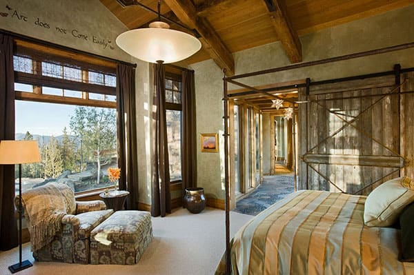 Barn Bedroom Design Ideas-17-1 Kindesign