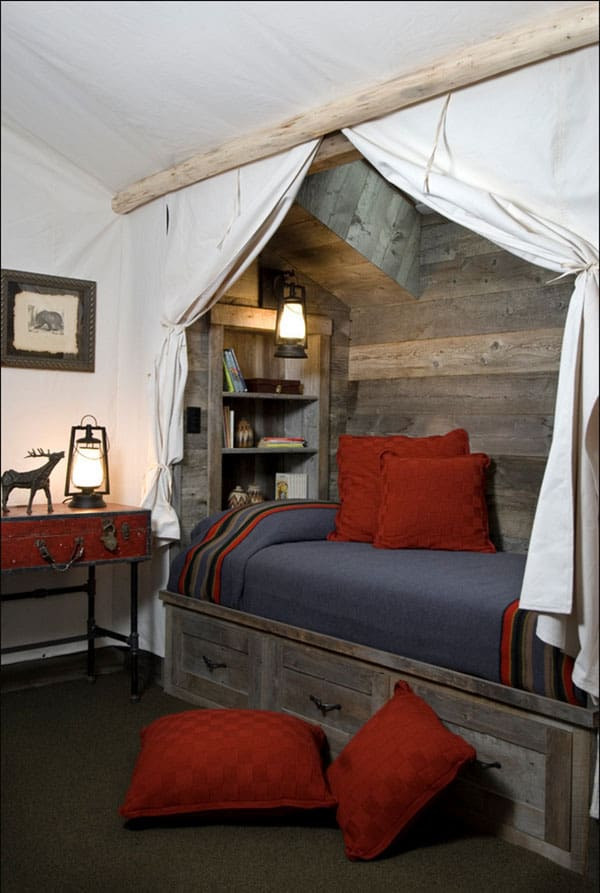 Barn Bedroom Design Ideas-23-1 Kindesign