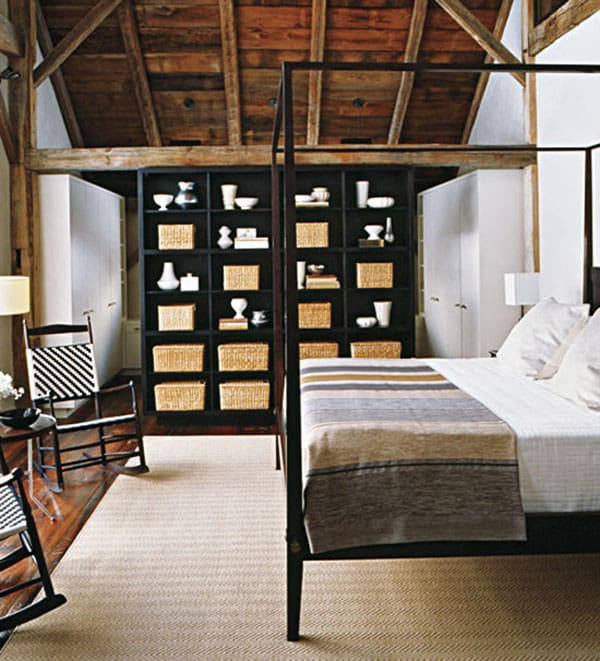 Barn Bedroom Design Ideas-25-1 Kindesign