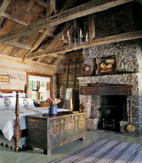 Barn Bedroom Design Ideas-31-1 Kindesign