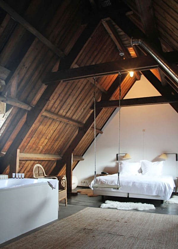 Barn Bedroom Design Ideas-32-1 Kindesign