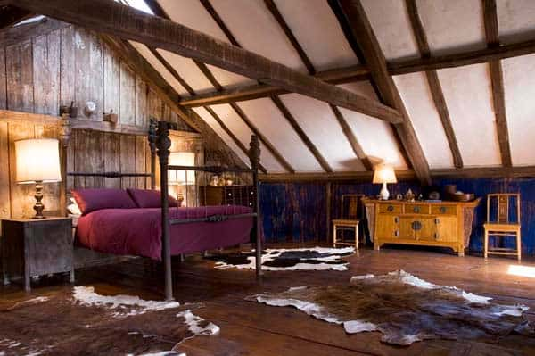 Barn Bedroom Design Ideas-36-1 Kindesign