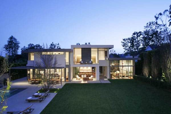 featured posts image for Brentwood Residence Interiors by MLK Studio