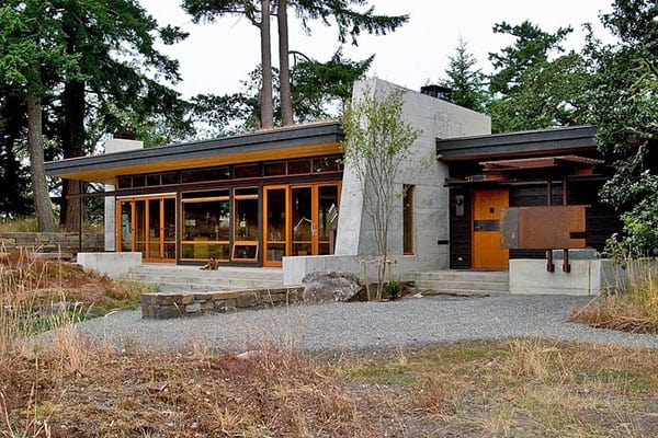featured posts image for Cady Mountain House on San Juan Island
