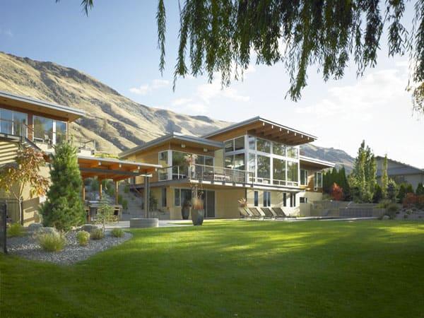 Central Washington River House-02-1 Kindesign